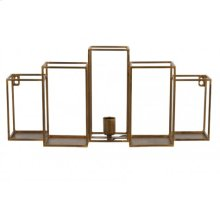 Wall lamp 65x20x30 cm MARLEY antique gold