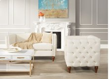 Evie Tufted Loveseat
