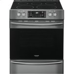 FrigidaireGALLERYFrigidaire Gallery 30'' Front Control Electric Range with Air Fry