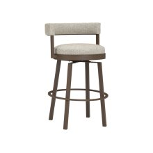 Jasper Low Back Barstool
