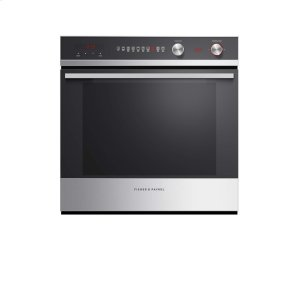 "Fisher & PaykelBuilt-In Oven, 24"", 3 Cu Ft, 9 Function, Self-Cleaning"