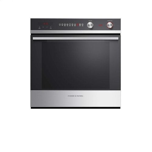"Built-in Oven, 24"", 3 cu ft, 9 Function, Self-cleaning"
