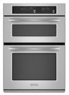 "Combination Oven 30"" Width 1.4 cu. ft. Microwave Capacity 4.3 cu. ft. Oven Capacity Microwave Convection Cooking Even-Heat™ True Convection System Product Image"