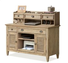 Coventry Small Hutch Weathered Driftwood finish