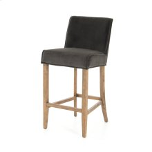 Bar Stool Size Bella Smoke Cover Aria Bar + Counter Stool