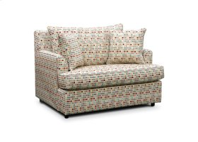 210 Chair & Half Bed