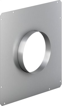 """6"""" Round Front Plate for Downdraft HDDFTRAN6"""
