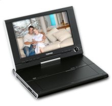 "10.2"" Diagonal Portable DVD Player"