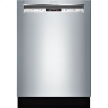 """800 Series 24"""" Recessed Handle Dishwasher Stainless steel"""