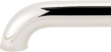 Grab Bars - ADA Compliant A0024 - Polished Nickel