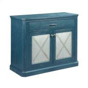 Metal Rivet Door Cabinet Product Image