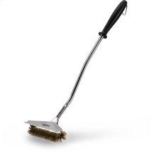Brass Bristle Wide Grill Brush