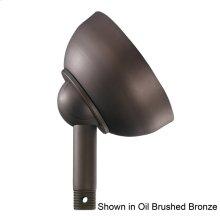 60 Degree Slope Adapter Burnished Antique Brass