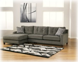 2-Piece Sectional with LAF Corner Chaise