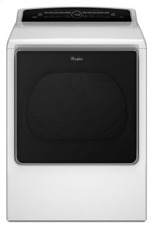 8.8 cu.ft Top Load HE Electric Dryer with Intuitive Touch Controls, Steam Refresh [OPEN BOX]