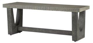 Warner Bench - 18h x 47.5w x 16d
