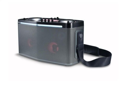 LG XBOOM Portable Entertainment System with Bluetooth® Connectivity