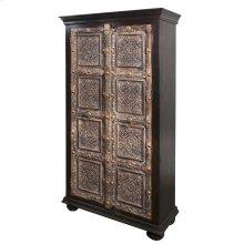 2 Dr Tall Cabinet