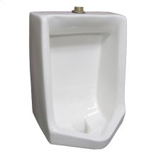 Lynbrook 1.0 gpf Blowout Top Spud Urinal - White