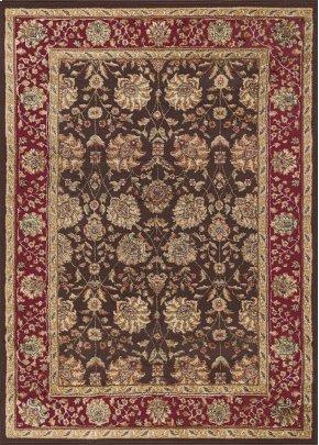 Elegance - ELG5338 Brown Rug