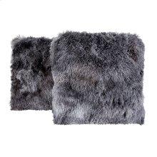 Faux Fur Pillow 2PC 703-451