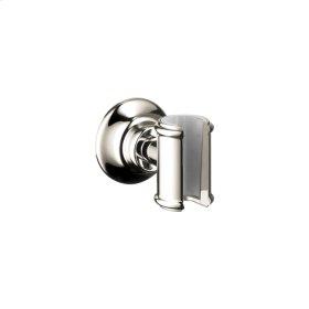 Polished Nickel Shower holder