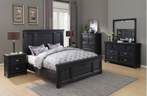 Warwick King Bed.