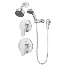 Symmons Identity Shower/Hand Shower System - Polished Chrome