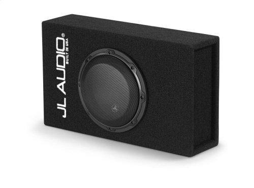 Single 8W3v3 MicroSub+ with DCD Amplifier, Ported, 0.40