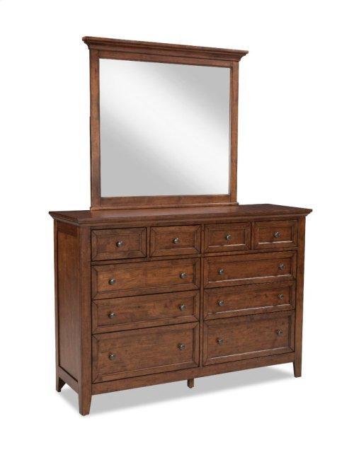 San Mateo Ten Drawer Dresser
