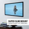 "Sanus Super Slim Tilting Wall Mount For 51"" - 80"" Flat-Panel Tvs"