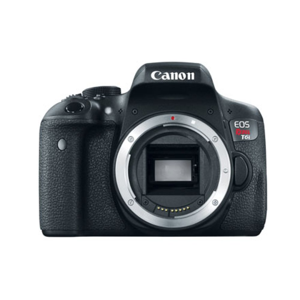 Canon EOS Rebel T6i Body EOS Digital SLR