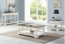 ANASTASIA CONSOLE/SOFA TABLE