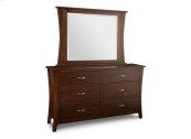 Yorkshire 6/Drawer Double Dresser
