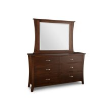 Yorkshire 6/Drawer Double Dresser