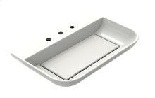 Charis Sink in Sleek-Stone®