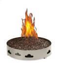 Patioflame® Propane Gas with Glass , Stainless Steel , Propane Product Image