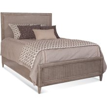 Naples King Bed