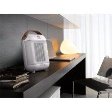 Capsule Compact Ceramic Heater - White - HFX30C15W