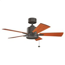 "Bowen Ceiling Fan Collection 42"" Bowen Ceiling Fan OZ"