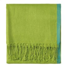 Ridgely Throw, LIME, THRW