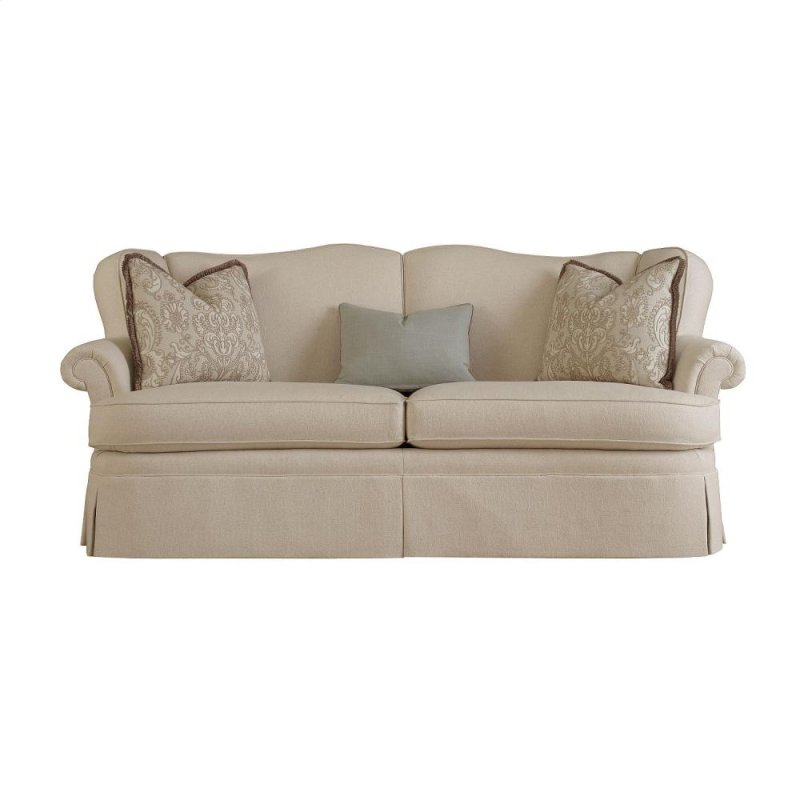 Lenox sofa for Jordan linen modern living room sofa