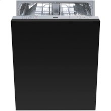 "60CM (Approx. 24"") Fully integrated, Panel-Ready Dishwasher, ADA Height Compliant"
