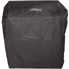 Coyote Cover for Grills on Cart