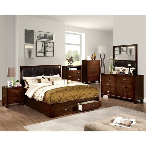 California King-Size Enrico Iii Bed