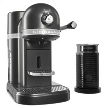 Nespresso® Espresso Maker by KitchenAid® with Milk Frother - Slate