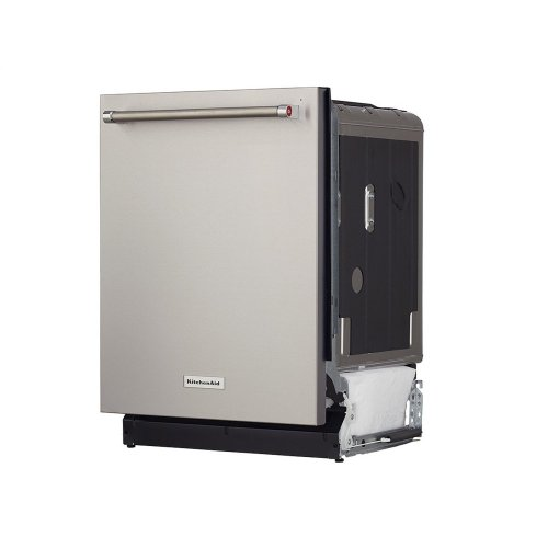 39 DBA Dishwasher with Fan-Enabled ProDry System and PrintShield Finish - Stainless Steel with PrintShield™ Finish