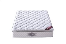 "13"" California King Memory Foam Pocket Coil Mattress"