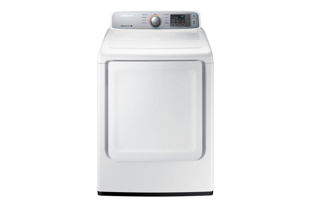 DV45H7000EW Electric Top-Load Dryer, 7.4 cu.ft