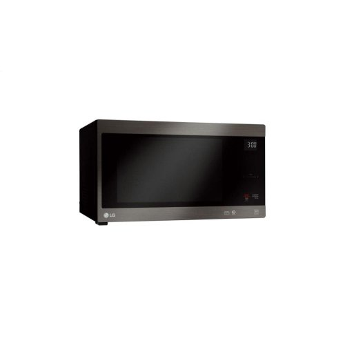 LG Black Stainless Steel Series 1.5 cu. ft. NeoChef Countertop Microwave with Smart Inverter and EasyClean®